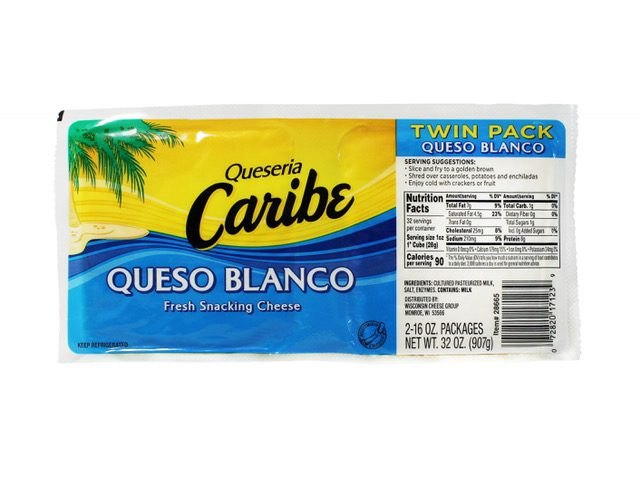 WCG Caribe32oz-Twin #28665 Front